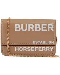 Burberry - Tas - Lyst