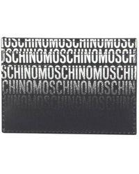 Moschino Card Holder - Meerkleurig