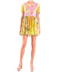 Boutique Moschino Dress - Geel
