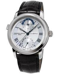 Frederique Constant Manafacture Hibrid watch - Noir