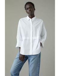 Closed Shirt Blanco