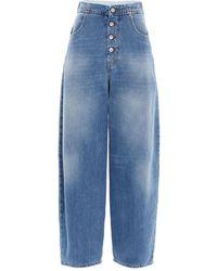 Maison Margiela Jeans - Blauw