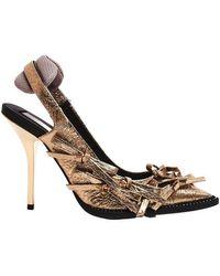 N°21 8i8210 Sandals - Geel