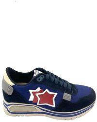 Atlantic Stars Pegasus sneakers - Azul