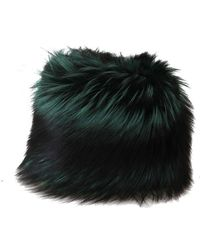 Dolce & Gabbana Warm Cap - Groen