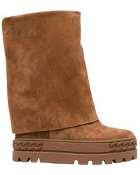 Casadei Boots - Braun