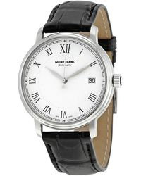 Montblanc Tradition Automatico Watch - Wit