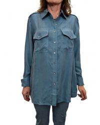 Mason's Shirt - Blauw