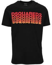 DSquared² - T-shirt S74gd0814s22427 - Lyst
