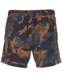 Dondup Swimwear Xe023 - Bruin