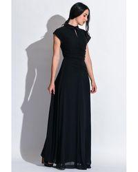 Karl Lagerfeld Dress Negro