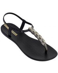 Ipanema Charm Sandal - Zwart