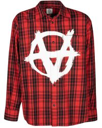 Vetements Anarchy - Rood