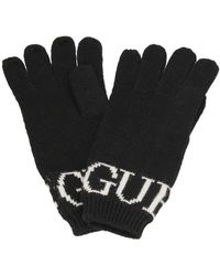 Guess Gloves Aw8207wol02 - Zwart