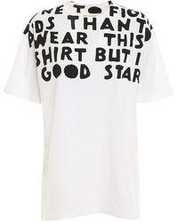 Maison Margiela T-shirt S51gc0427s22816 - Wit
