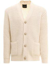 Roberto Collina Knitwear Rf47010 - Naturel