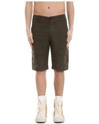 Transit Shorts - Groen