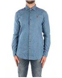 Aeronautica Militare Shirt - Blu