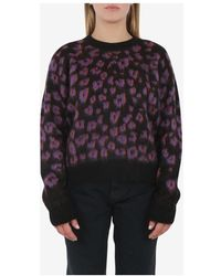 DIESEL Sweater Negro