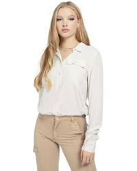 Guess Shirts - Blanc