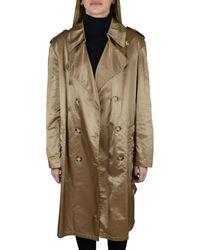 Prada Trench Coat - Geel