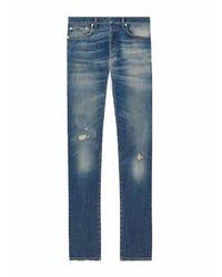 Tory Burch Slim jeans - Blau