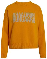 Mads Nørgaard Tilona strik 200562 - Orange
