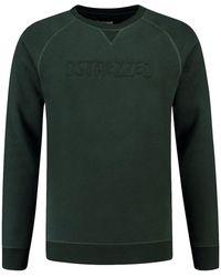 Dstrezzed Pullover 211336 - Groen