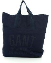 GANT Sea Bag - Blauw