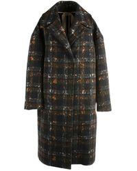 N°21 Coat - Grijs