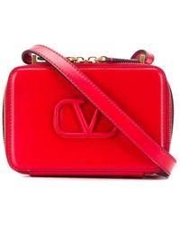 Valentino Garavani Bags.. Crossbody Bags - Rood