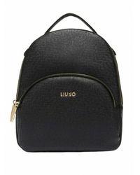Liu Jo Backpack B22Lj13 Af1159 - Nero