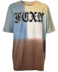 Faith Connexion T-shirt Fantasia - Bruin