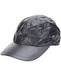 1017 ALYX 9SM Cap Aauha0052Fa01L Negro