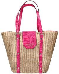 Guess Bucket Bag - Roze