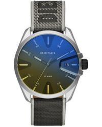 DIESEL Time Frames Dz1902 Watch Unisex Black - Zwart