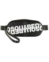 DSquared² Belt Bag - Zwart