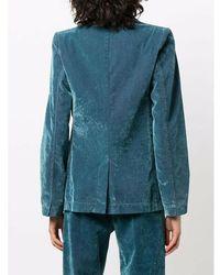 Forte Forte Jacket Azul