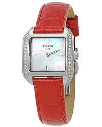 Tissot T-wave Watch - Wit