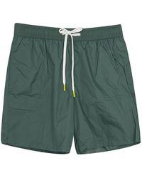 Hartford Av30202 13 Swim Shorts - Groen