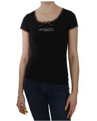 Just Cavalli - Short Sleeve T-shirt - Lyst