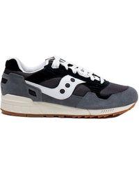 Saucony Sneakers Shadow 5000 - Blauw