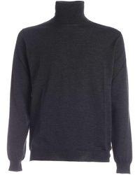 iN FRONT Sweaters - Noir