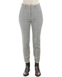 Incotex Check trousers - Neutre