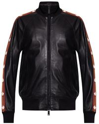 DSquared² Leather jacket - Noir