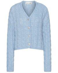Custommade• Viga cardigan - Bleu