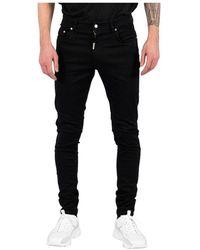 Represent Essential Denim Jeans - Zwart