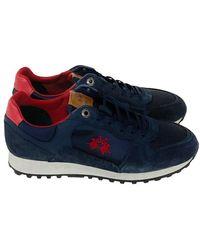 La Martina Sneakers - Bleu