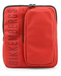 Bikkembergs Bag E91pme560022 - Rood