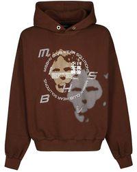 MISBHV Hoodie - Bruin